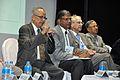 Saroj Ghose - Amareswar Galla - Hans-Martin Hinz - Ganga Singh Rautela - Kolkata 2014-02-14 3386.JPG