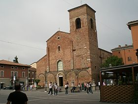 Cathedral of St. Vicinius.