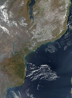 Geography of Mozambique