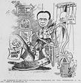Satterfield cartoon about John D. Rockefeller checking on his son.jpg