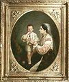 Sava Hentia - Doamna Davila cu fiul.jpg