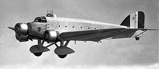 Savoia-Marchetti SM.81 medium bomber
