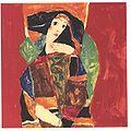 Schiele - Porträt einer Frau - Valerie Neuzil.jpg