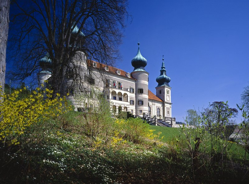 Artstetten - castle