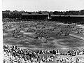 School children's pageant - Adelaide Oval for state centenary(GN09870).jpg