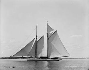 Francis Townsend Underhill - Underhill's Mayflower