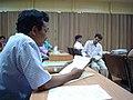 Science Career Ladder Workshop - Indo-US Exchange Programme - Science City - Kolkata 2008-09-17 000050.jpeg