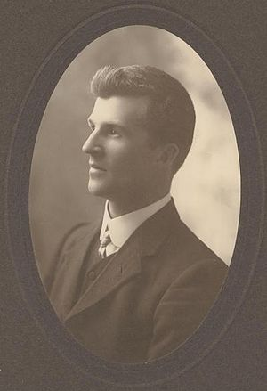 James Scullin - Scullin in the 1900s
