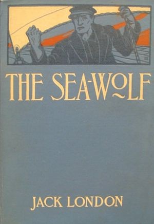 The Sea-Wolf - First edition cover