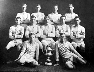 Association football in New Zealand - The Seacliff AFC won the first Chatham Cup in 1923