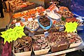 Seafood in market - Paris, France.JPG