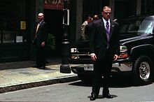 Secret Service agents stand guard.jpg