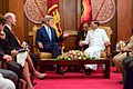 Secretary Kerry Meets With Sri Lankan President Sirisena in Colombo (17338524862).jpg