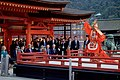 Secretary Kerry Sits With Japanese Foreign Minister Kishida and His Counterparts at the Miyajima Island (26319154496).jpg