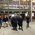 Secretary Pollack, Springfield Union Station, December 18, 2015 (23531685500).jpg