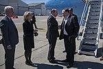 Secretary Pompeo Arrives in Brussels (40873644963).jpg