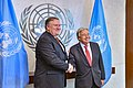 Secretary Pompeo Poses for a Photo With Secretary General Guterres (43531538701).jpg