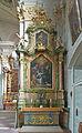 Seitenaltar mit der hl. Anna, St. Margarethen (Waldkirch).jpg
