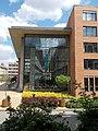Semmelweis University. Centre of Theoretical Medicine. Vendel Street side.JPG