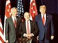 Senator Risch, Trump and Lee at the 74th UNGA.jpg