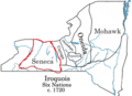 Seneca tribe in Iroquois 6 Nations map.png