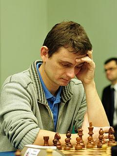 Sergei Azarov Belarusian chess player