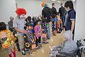 Service Members teach Halloween tradition to Japanese preschoolers 151027-M-RP664-006.jpg