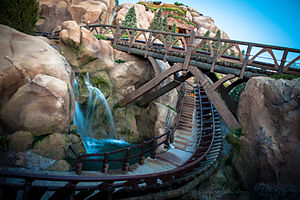 Seven Dwarfs Mine Train - Image: Seven Dwarfs Mine Train