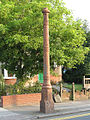 Sewer Vent on Manor View - geograph.org.uk - 197091.jpg