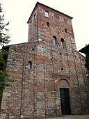 Sezzadio-abbazia santa giustina-facciata1