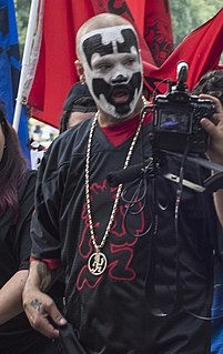Shaggy 2 Dope American rapper
