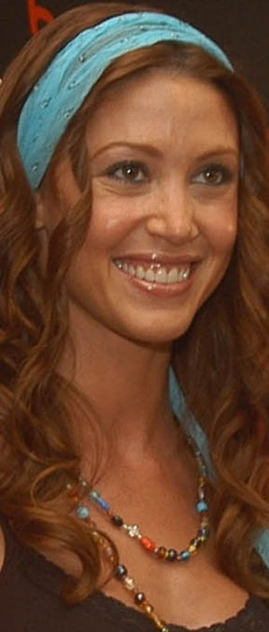 Shannon Elizabeth - Elizabeth in July 2005.