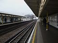 Shepherd's Bush Market stn look north.JPG