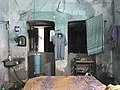 Shibram Chakraborty's paying guesthouse - Room he lived 01.jpg