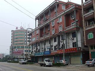 Shijing, Fujian Town in Fujian, Peoples Republic of China