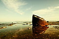 Shipwreck in Ekevik, Fårö.jpg