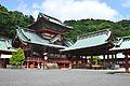 Shizuoka-sengen-jinja ohaiden.JPG