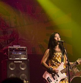 Atsuko Yamano - Atsuko performing live in Manhattan at the Blender Theater, November 19, 2007
