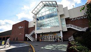 ShoppingTown Mall - ShoppingTown main entrance