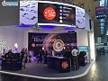 Show in CeMAT 2016 Hannover with curve Magic Stage P3.9 indoor led display.jpg