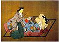 Shunga trio.jpg