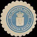 Siegelmarke 34t. Infanterie Brigade Grossh. Meckl. W0338069.jpg