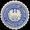 Siegelmarke Bürgermeister-Amt Schweich - Landkreis Trier W0310763.jpg