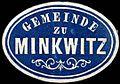 Siegelmarke Gemeinde zu Minkwitz W0232986.jpg