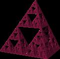 Sierpinski pyramid pink.png