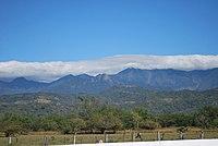 photographie d'un paysage de montagne verdoyantes