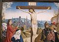 Simon marmion (attr.), crocifissione, 1470-80 ca. 02.JPG