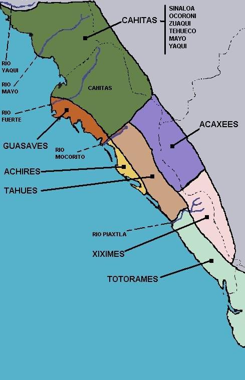 Sinaloa prehispánica