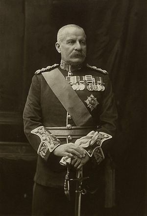 Charles Egerton (Indian Army officer) - Sir Charles Egerton