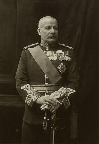 Nur Ahmed Aman - Sir Charles Egerton